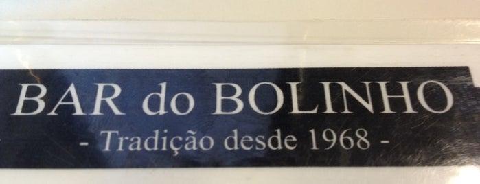 Bar do Bolinho is one of Rapidinha....