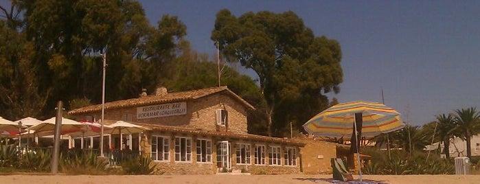 Voramar: Cal Vitali is one of Restaurants habituals i recomenats.