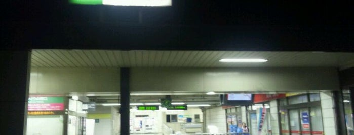 Shin-Kodaira Station is one of JR 미나미간토지방역 (JR 南関東地方の駅).