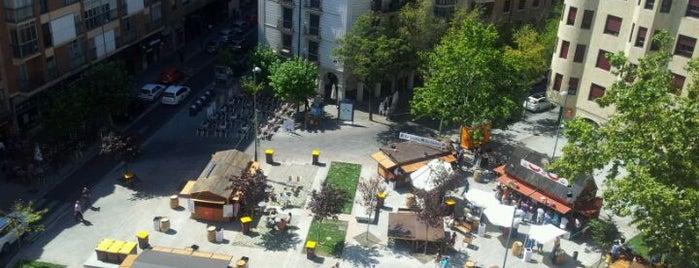 Plaza de San Miguel is one of Ro'nun Beğendiği Mekanlar.