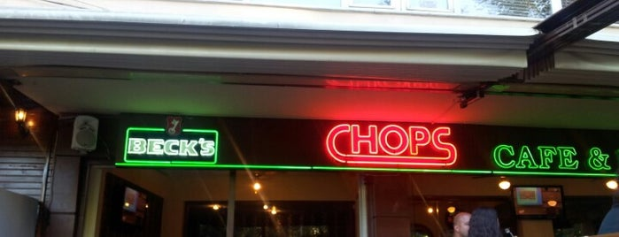 Chops Cafe & Pub is one of yenilist.
