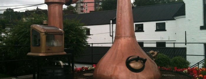 Auchentoshan Distillery is one of Shinal 님이 좋아한 장소.