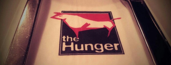 The Hunger is one of Tempat yang Disukai envyy.