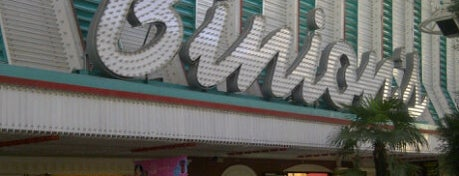 Binion's Gambling Hall is one of Places I've been.