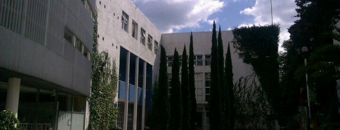 Centro de Investigación y Docencia Económicas (CIDE) is one of Lugares favoritos de Mayra.