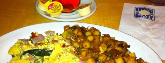 Over Easy is one of Best Brunch Spots in Downtown Toronto.