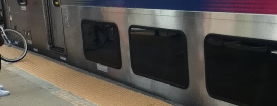 NJT - Linden Station (NEC/NJCL) is one of New Jersey Transit Train Stations.