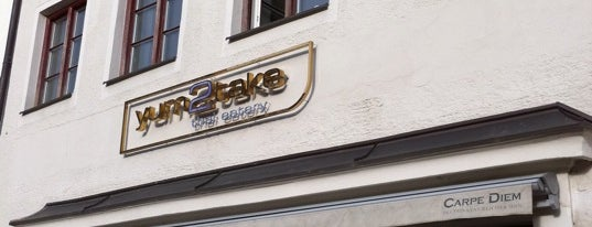yum2take is one of Essen in München.