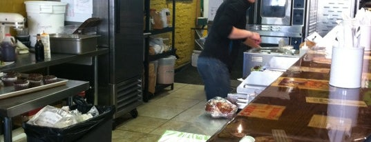 The Angry Baker is one of daTurk - Downtown Lunch (Independents).