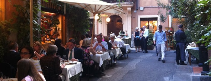 Ristorante Greppia is one of ** Eat & Drink in Verona **.