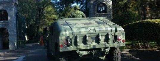 Campo Militar No 1 is one of Orte, die Brenda gefallen.