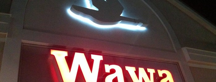 Wawa is one of Patrickさんのお気に入りスポット.