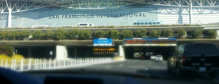 サンフランシスコ国際空港 (SFO) is one of Big Country's Airport Adventures.