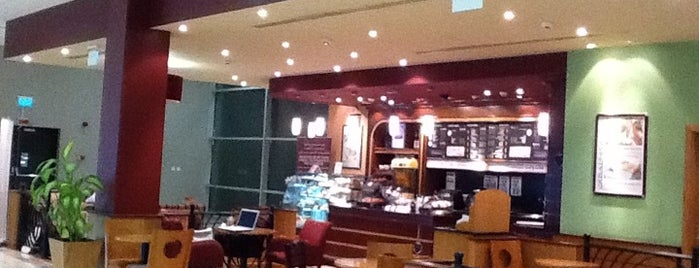 Costa Coffee is one of Oman.