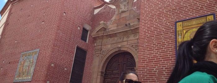 Iglesia de los Mártires is one of Malaga.