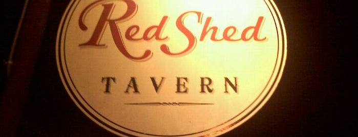 Red Shed Tavern is one of Austin.