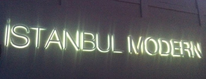 İstanbul Modern is one of My Istanbul.