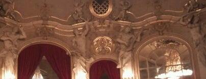 Komische Oper is one of Berlin Arty.