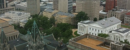 Richmond City Hall is one of Your City Guide to RVA #VisitUS (Richmond, VA).