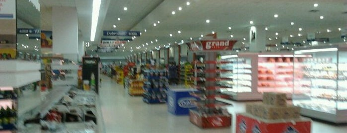 Roda Megamarket is one of Belgrad.