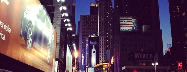 Broadway is one of NY`ta görülecekler.