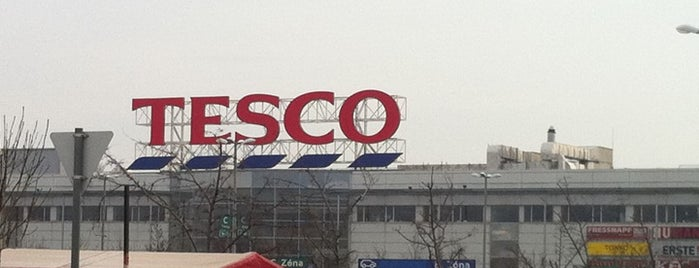 TESCO Hipermarket is one of Places that are checked off my Bucket List!.