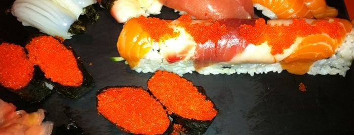 Rego Park Sake Sushi is one of If You Dare<3.
