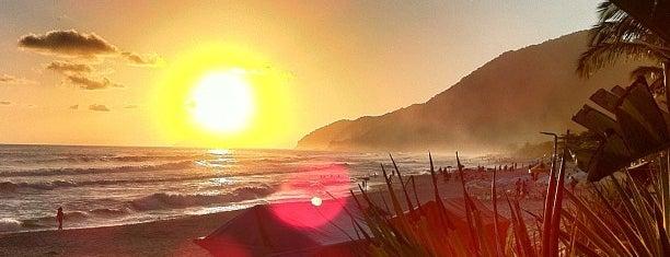 Praia de Maresias is one of Melhores Praias.