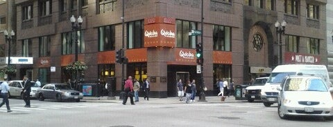 Qdoba Mexican Grill is one of Places I went to with hubby.