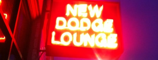New Dodge Lounge is one of restaurants and bars around the world.