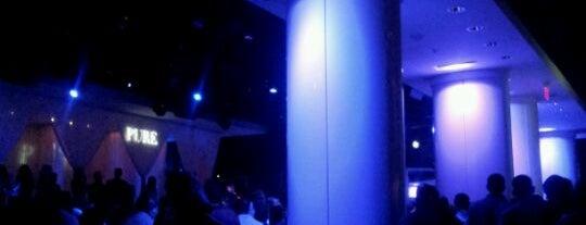 PURE Nightclub is one of USA i Oktober.