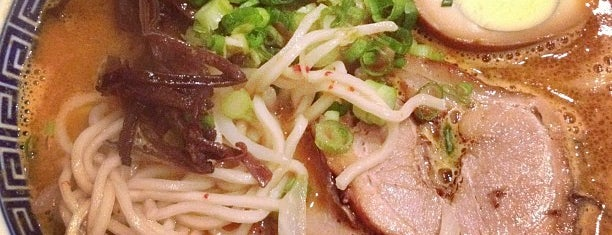 Minca is one of Ramen spots in New York.
