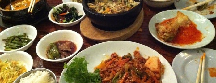 Han Bat is one of Where Chefs Eat Late Night in NYC.