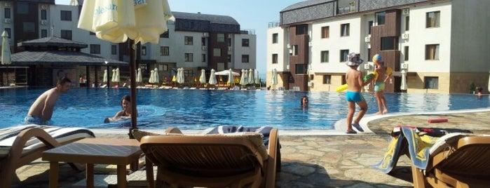 Topola Skies Golf & Spa Resort ***** is one of Bulgaria Seaside Gems.