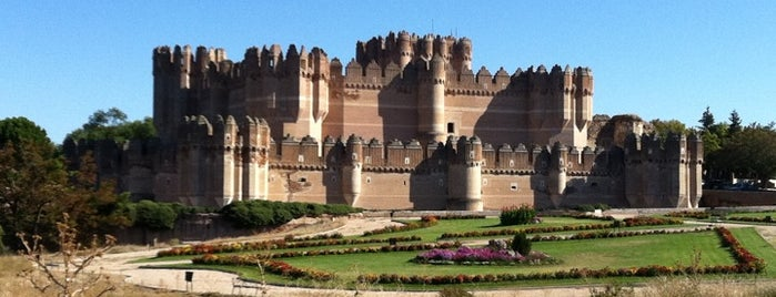 Castillo de Coca is one of Castle Spain.