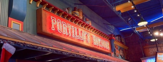 Portillo's is one of Chicago Foods.