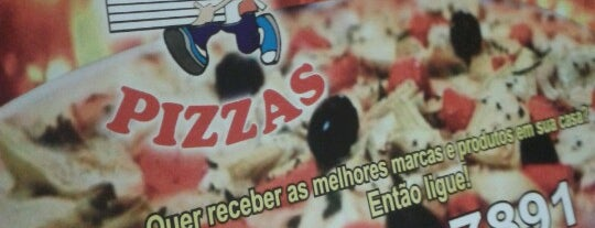 pizzaria di verona is one of Locais curtidos por Cledson #timbetalab SDV.
