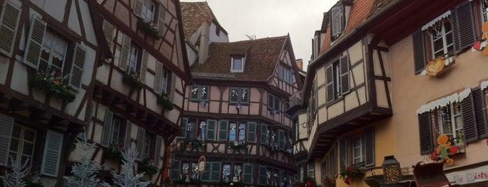 Marché de Noël de Colmar is one of Lugares favoritos de Amit.