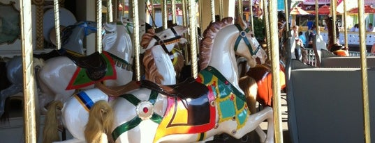 Midway Carrousel is one of 416 Tips on 4sqDay 2012.