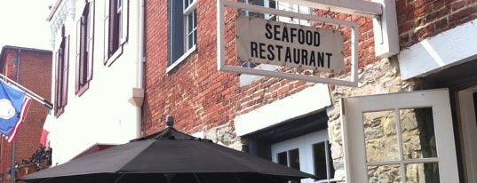 The Wharf is one of US: VA Restaurants.