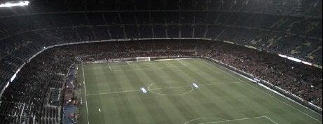 Museu Futbol Club Barcelona is one of Spain.