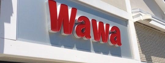 Wawa is one of Orte, die Dawn gefallen.