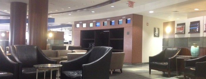 Delta Sky Club is one of My Sky Clubs.