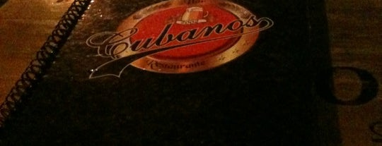 Cubanos is one of Veja Comer & Beber ABC - 2012/2013 - Bares.