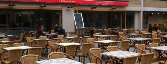 Le Rabelais is one of Locais curtidos por Kevin.