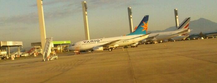Aeroporto Internacional do Rio de Janeiro / Galeão (GIG) is one of AIRPORT.