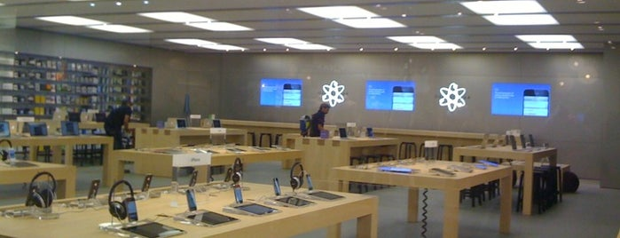 Apple Southland is one of Tempat yang Disukai Adam.