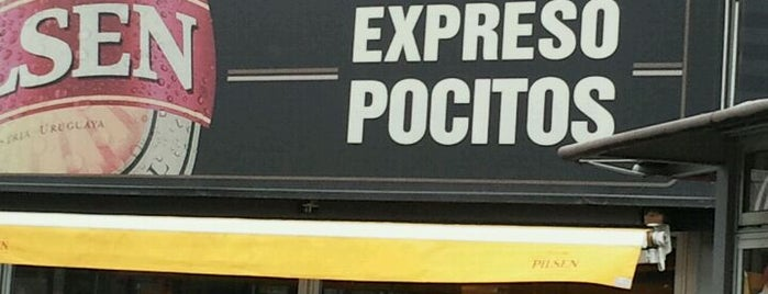Expreso Pocitos is one of Top 10 restaurants when money is no object.