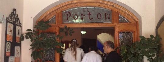 El Portón is one of Lugares favoritos de Adhara.