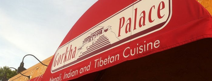 Gorkha Palace is one of Vegan.